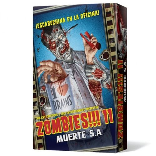 ZOMBIES!!! 11: MUERTE S.A