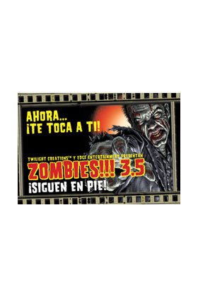 ZOMBIES!!! 3.5 - ¡SIGUEN EN PIE! - EXPANSION