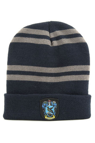 Harry Potter Gorro Beanie Ravenclaw Logo Patch