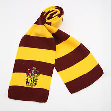 Harry Potter Bufanda Griffindor 190 cm
