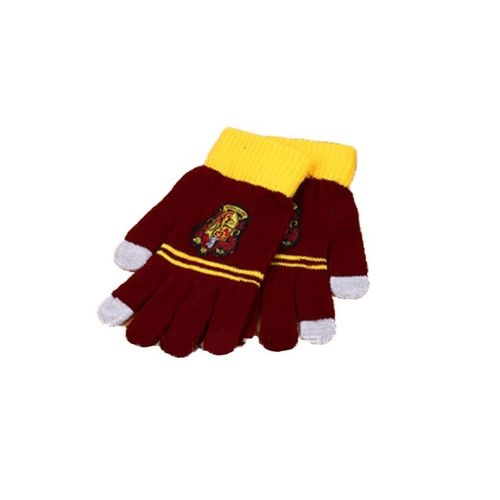 Harry Potter Guantes Gryffindor