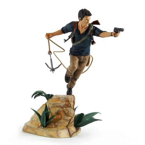Uncharted 4 A Thief's End Estatua PVC Nathan Drake 30 cm
