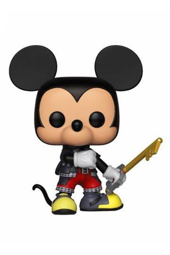 Kingdom Hearts 3 POP! Disney Vinyl Figura Mickey 9 cm