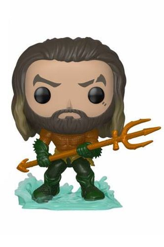Aquaman Movie Figura POP! Movies Vinyl Aquaman 9 cm