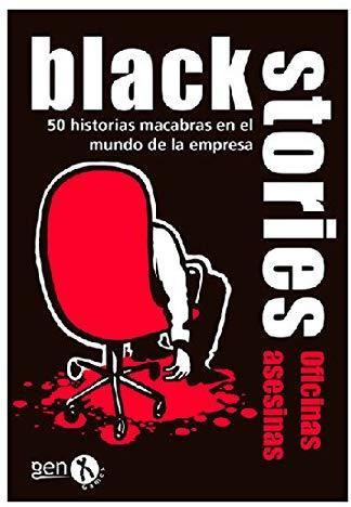Black Stories - Oficinas Asesinas